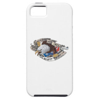 Freedom Isn't Free But It's Worth Fighting For iPhone 5 Cover