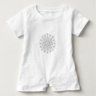 Freedom Mandala Baby Romper