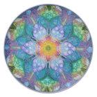 Freedom Mandala Plate