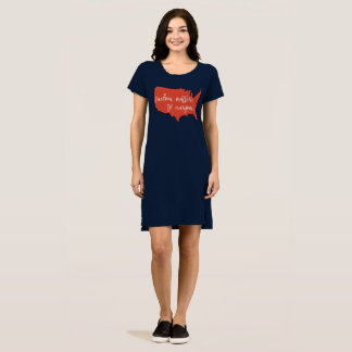 Freedom Matters to Everyone USA 4th dress/shirt Dress