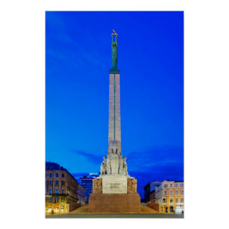 Freedom Monument Poster