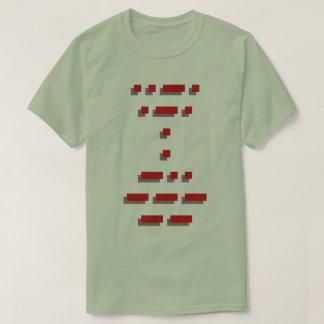 FREEDOM - morse code T-Shirt