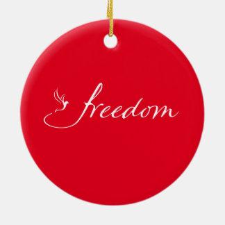 Freedom Ornament