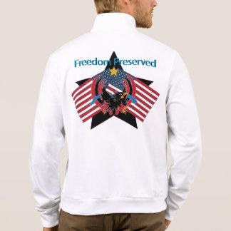 """Freedom Preserved"" Jacket"