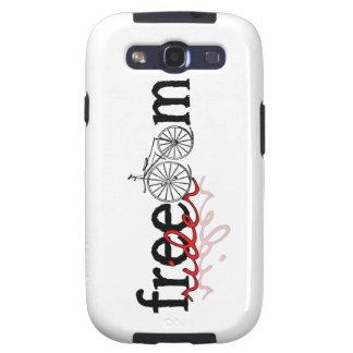 Freedom Rider Bicycle Samsung Galaxy SIII Covers