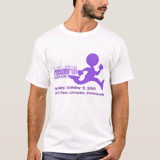 Freedom Run Advertising Shirt