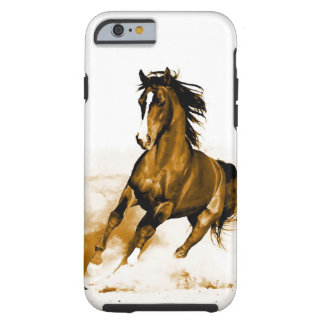 Freedom - Running Horse Tough iPhone 6 Case