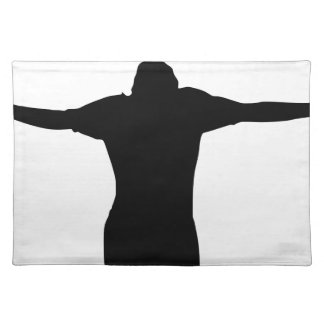 Freedom Silhouette Placemat