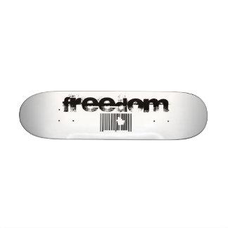 freedom skate board decks