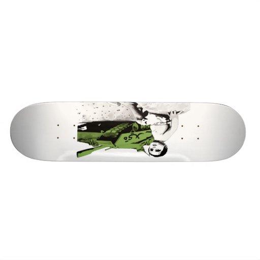 Freedom Skateboard Deck