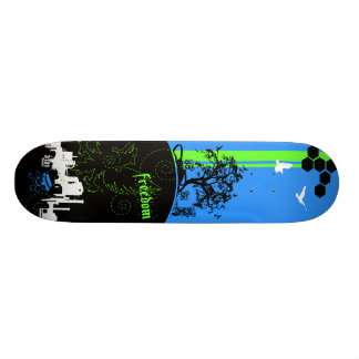 Freedom Skateboard Decks