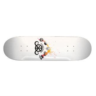 Freedom skateboard (origin/mini splash) custom skateboard