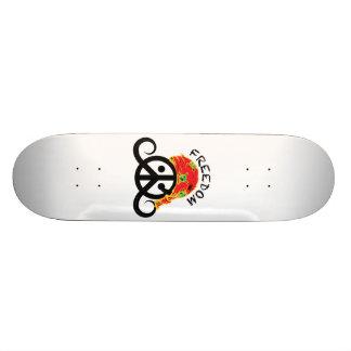 Freedom skateboard (pirate bandana) skate boards