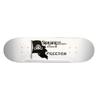 Freedom skateboard (Spying Freedom)