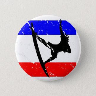 Freedom Surfing FLAIR 2 Inch Round Button
