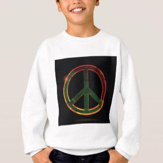 freedom symbol sweatshirt