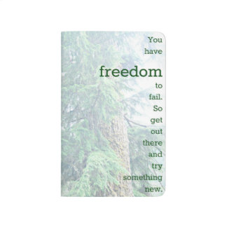 Freedom to Fail Journal