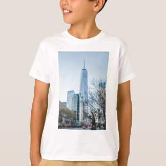 Freedom Tower in New York City T-Shirt
