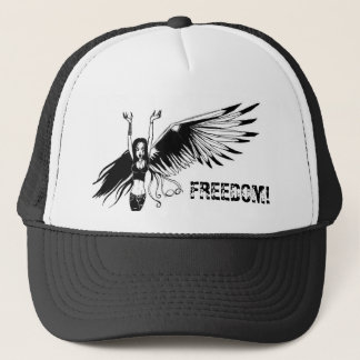 FREEDOM! TRUCKER HAT