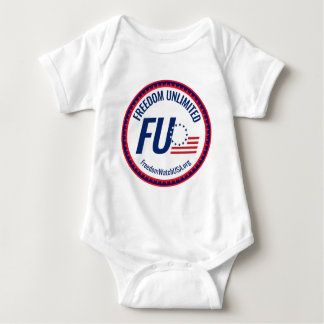 Freedom Unlimited Baby Bodysuit