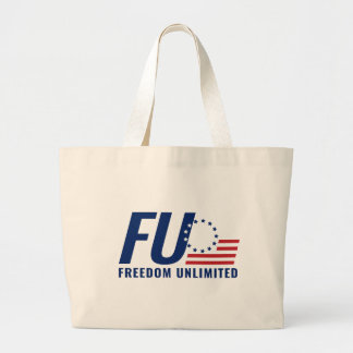 Freedom Unlimited Large Tote Bag