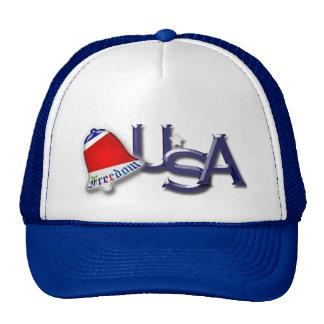 Freedom USA Trucker Hats