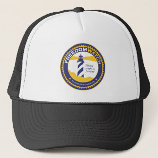 Freedom Watch Trucker Hat