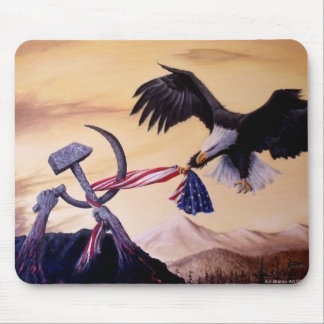 """Freedoms Battle"" mouse pads"