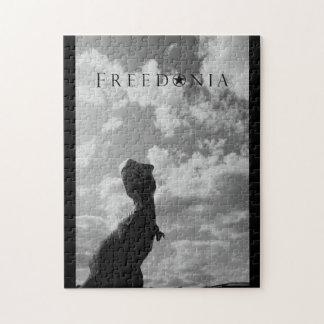 Freedonia Puzzle - Dinosaur
