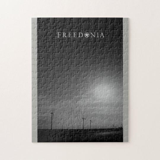 Freedonia Puzzle - Open Road