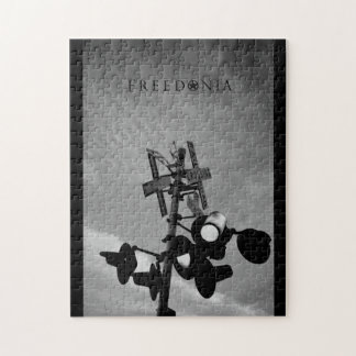 Freedonia Puzzle - RR Crossing