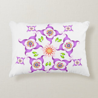 Freehand. Decorative Pillow