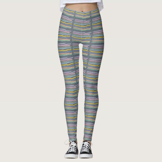 Freehand Stripes Leggings