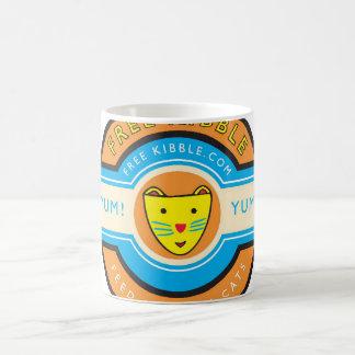 """Freekibblekat """"Yum Yum"""" Mug"""