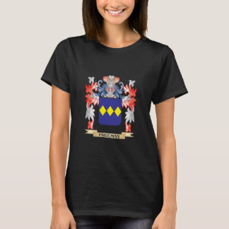 Freeman Coat of Arms - Family Crest T-Shirt