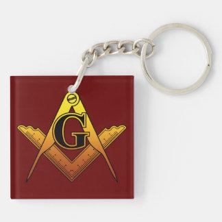 Freemason2 Keychain