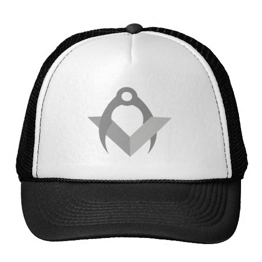 Freemason circle angle Freemasons Square compass Hat