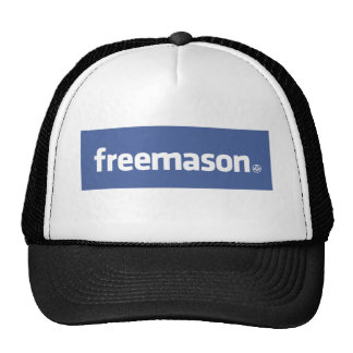 Freemason, Facebook style logo with small S&C Trucker Hat