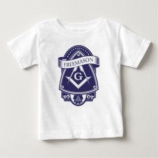 Freemason Illuninati All-seeing Eye Baby T-Shirt