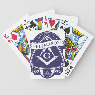 Freemason Illuninati All-seeing Eye Bicycle Playing Cards