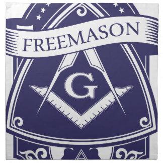 Freemason Illuninati All-seeing Eye Napkin