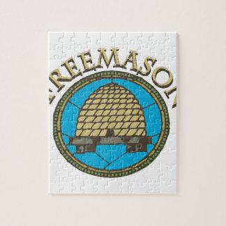 Freemason Jigsaw Puzzle