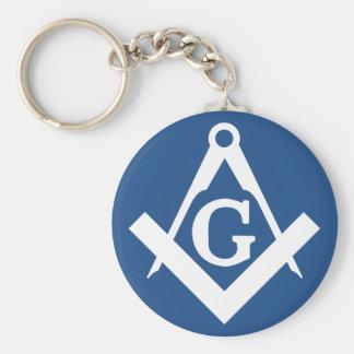 Freemason Keychain