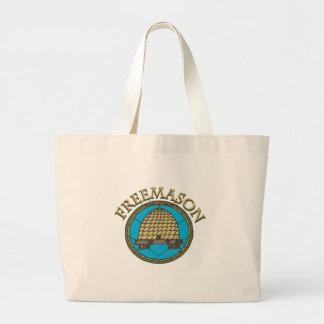 Freemason Large Tote Bag
