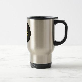 FREEMASON - MASONIC CROSS AND CROWN PATCH COFFEE MUGS