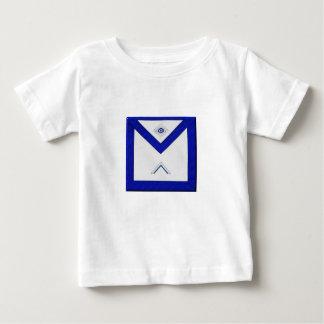 Freemason Master's Apron Baby T-Shirt
