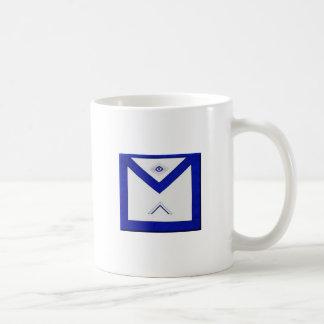Freemason Master's Apron Coffee Mug