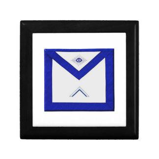 Freemason Master's Apron Gift Box