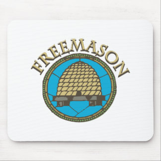 Freemason Mouse Pad