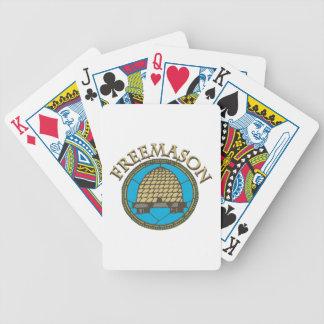 Freemason Poker Deck